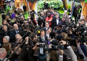 Francois Hollande au salon de l'agriculture-001