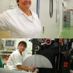 Portraits de femmes au travail