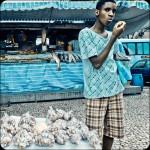 Au marché - Rio