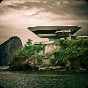 Musée d art contemporain Rio - Brésil