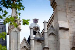 Reportage magazine -Rucher sur les toits de l'église protestante de l'étoile 1