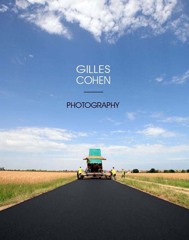 Homepage App Gilles Cohen 640X812